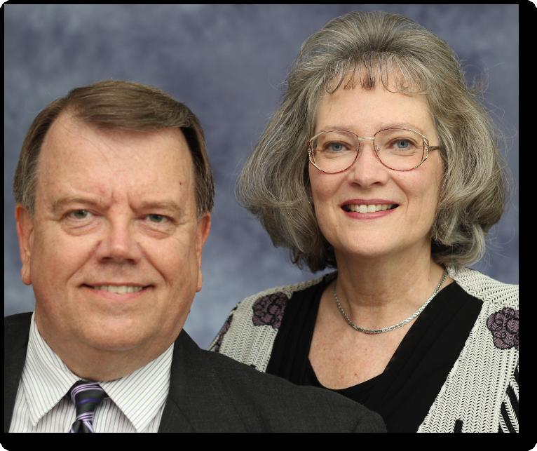Pastor & Mrs. Curtis Martin